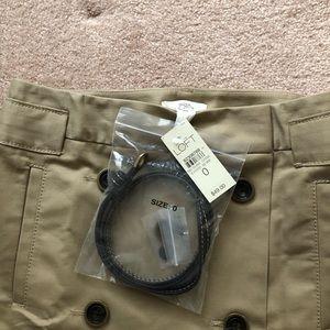 LOFT Skirts - Loft khaki skirt NWT